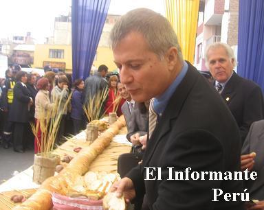 el pan mas grande